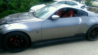 350Z with Brand New 6.2L V8 LS3