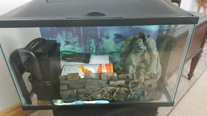 Fish tank for sale.