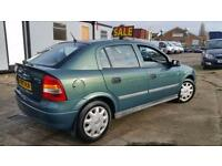 2001 Vauxhall Astra 1.6 i Club 5dr (a/c)
