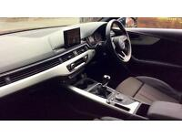 2016 Audi A4 2.0 TDI S Line 4dr Manual Diesel Saloon