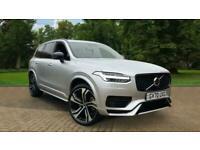 Volvo XC90 T8 PHEV R Design Pro AWD Auto 4x4 Petrol/Electric Automatic