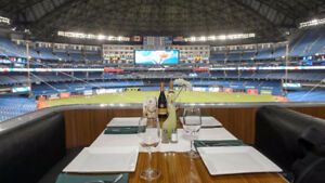 Rare 2019 Comfort Clubhouse Tix - Great Gift For Jays Fans!