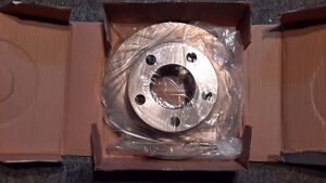 Volkswagen new set of brake pads and rotors, front and rear Kitchener / Waterloo Kitchener Area image 4
