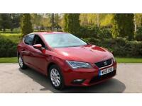 2015 SEAT Leon 1.6 TDI SE (Technology Pack) Manual Diesel Hatchback