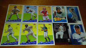 Baseball Cards lot of 10
