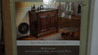 Wentworth CollectionVanity (cabinet only)