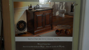 Wentworth CollectionVanity (cabinet only) West Island Greater Montréal image 1