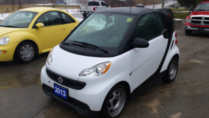 2013 Smart Fortwo safety and 3 month warranty * included