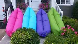 Sofa gonflables