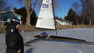 RENEGADE ICE BOAT