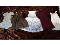 A Bundle of girl cloth size 5-7