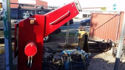 ParaSail Unit 4cyl Kubota Diesel Engine