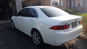 2004 acura tsx fully loaded