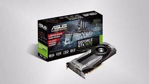 ASUS nVidia GeForce GTX 1070 Founders Edition 8GB HDMI VR Ready 4 Northcote Darebin Area Preview