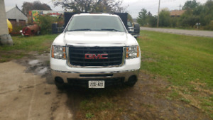 2009 GMC Sierra 3500 HD 4x4