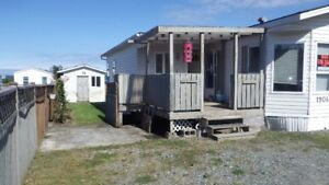 Move in ready home in Port McNeill