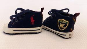 Genuine Ralph Lauren baby shoes size 3mths Balaclava Port Phillip Preview