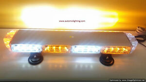 LED warning emergency strobe light for tow truck, construction Cornwall Ontario image 10
