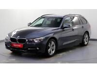 2014 BMW 3 Series 1.6 316i Sport (136bhp) Touring Petrol grey Automatic