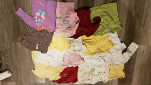 6-12 month Girls lot #1