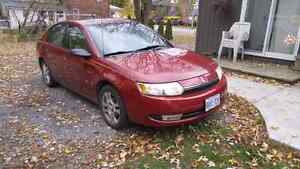 2004 Saturn Ion: Safetied and Etested