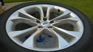 4x Ford MAGS 19""