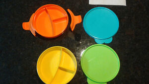 Tupperware Divided Dish Set for Babies