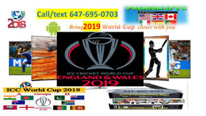 IPTV ☺Watch ICC 2019 World Cup with only $10