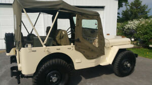 Willys M38 1952