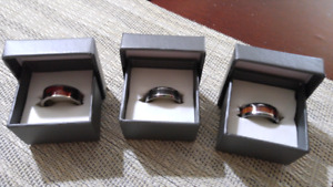 Men's rings size 9.5
