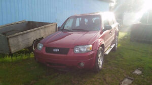 2006 Ford Escape Limited VUS