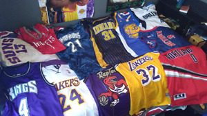 NBA/basketball stuff for sale