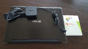 """17"""" Asus with new hard drive"""