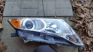 2009-2013 toyota venze factory oem right side headlight