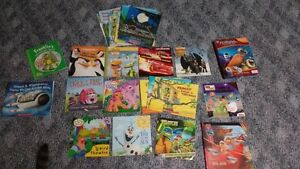 LOT of 81 Children's Books--POPULAR characters