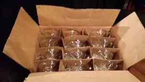 Vintage Lead Crysral fruit punch +12 cups Kitchener / Waterloo Kitchener Area image 2