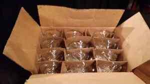 Vintage Lead Crysral fruit punch +12 cups Kitchener / Waterloo Kitchener Area image 2