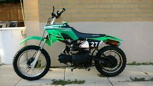 Baja 50cc custom dirt runner