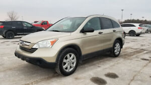 Honda CR-V 2007 Very clean only 199000 KM owner woman non smoker