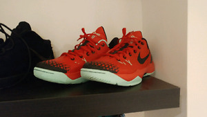 Basketball shoes size 12, Jordan/Nike/Kobe/Lebron