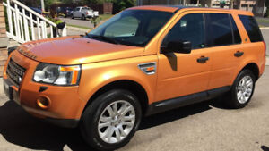 2008 Land Rover LR2 AWD 4dr SE 166KMs **CERTIFIED & ETESTED**