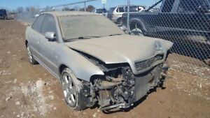 2000 AUDI S4 JUST IN FOR PARTS AT PIC N SAVE! WELLAND