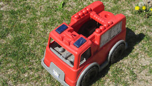 Fire Truck, ABC Buggy