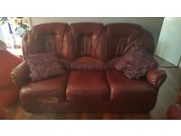 3+2 seater sofa in a good condition