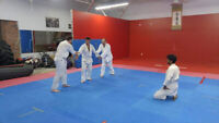 Aikido classes - self defence