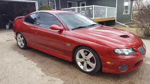 2006 Pontiac GTO Coupe (2 door)  **rare find**