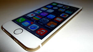 ⌘GOLD⌘ iPhone 6 -16GB- [Rogers/Chatr]