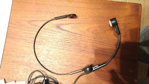 Audio technica headset mic atm75