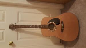 Simon & Patrick Woodland Cedar Acoustic Guitar