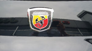 Impeccable Abarth 2015.